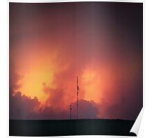 Horizon Fire Poster