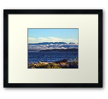 Winter's Coming (2) Framed Print