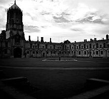 Christ Church Oxford by Daniel Chang