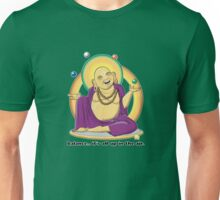 The Juggling Buddha - Color Unisex T-Shirt