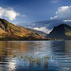 Buttermere Lake by Dave Hudspeth