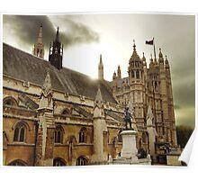 English Parliament Poster