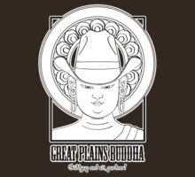 The Great Plains Buddha by TheKamikazen