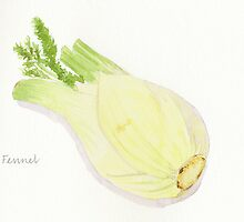 Fennel by Sue Brown