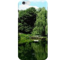 Pond at Boar's Head   ^ iPhone Case/Skin