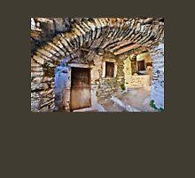 Streets of Koronos village - Naxos island Unisex T-Shirt