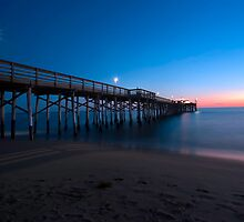 Balboa pier by Doug Dailey