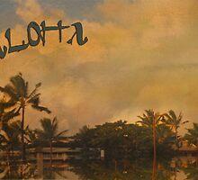 Aloha ~ Vintage by linaji-cards