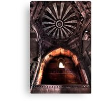 Agra Fort Canvas Print