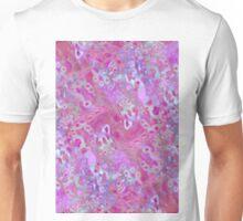 Deconstructed foxglove Unisex T-Shirt