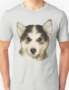 hasky dog T-Shirt
