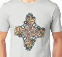 Ornate Cross Unisex T-Shirt
