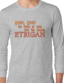 Rise the Demon Etrigan Long Sleeve T-Shirt