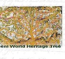Geni world heritage tree by Terry Jackson
