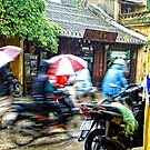 Movement In Hoi An by ea-photos
