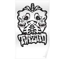 Twiztid - Skull Lungs Poster