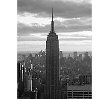 The Empire State Building Photographic Print