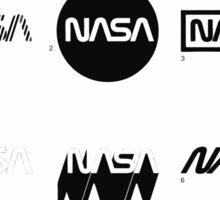 Nasa Graphics Standards Manual 1976 0002 The Logotype Incorrect Uses Sticker