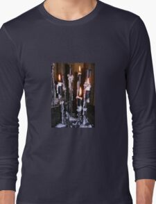 Votive Candles Long Sleeve T-Shirt