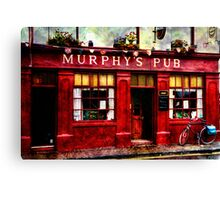 Murphy's Pub Dingle Canvas Print