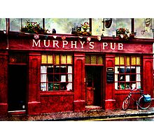 Murphy's Pub Dingle Photographic Print