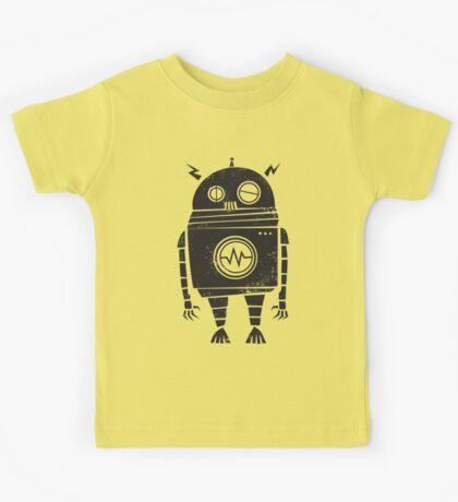 Big Robot 2.0 Kids Tee