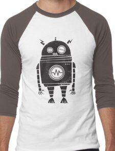 Big Robot 2.0 Men's Baseball ¾ T-Shirt