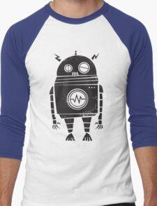 Big Robot 2.0 Men's Baseball ¾ T-Shirt