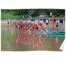 2011 Lorne surf carnival (11) Poster