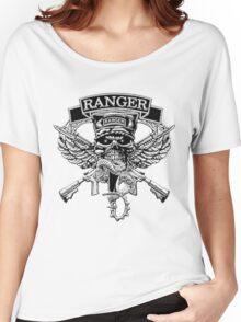 Army Ranger 3d Women's Relaxed Fit T-Shirt