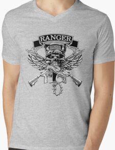 Army Ranger 3d Mens V-Neck T-Shirt