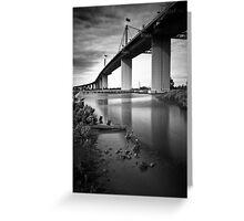 Westgate Bridge, Melbourne  Greeting Card