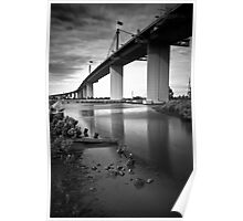 Westgate Bridge, Melbourne  Poster