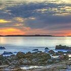 Catalina Sunset (Catalina Island, California) by Brendon Perkins