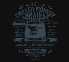 Chilled Monkey Brains Baby Tee