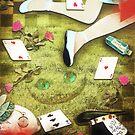 Murder in Wonderland by FilleDeLEau