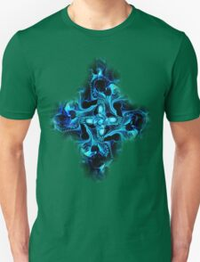 Blue Cross Unisex T-Shirt