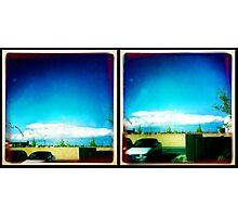 cumulus combustion Photographic Print