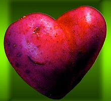 I LOVE Spuds! by Brian Damage