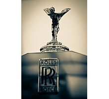 Rolls Royce Photographic Print