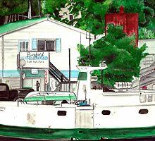 marina by Leeanne Middleton