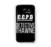 C.C.P.D Detective Thawne Samsung Galaxy Case/Skin