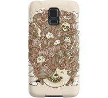 Crazy Hair Day Samsung Galaxy Case/Skin