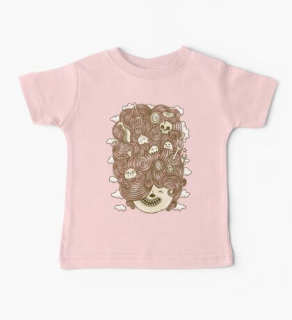 Crazy Hair Day Baby Tee