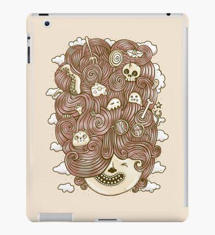 Crazy Hair Day iPad Case/Skin