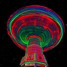 Space Wheel by David Lee Thompson