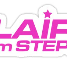 Claire from Steps Sticker