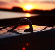 Sailboats at Lake Crabtree V by mojo1160