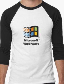 Microsoft Vaporwave Men's Baseball ¾ T-Shirt