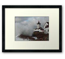 Eastern Point Light - Gloucester, Massachusetts Framed Print